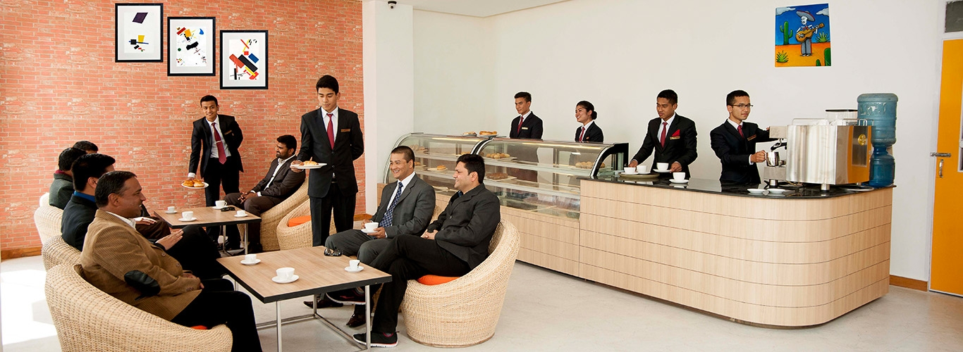 Become a Leader in Hospitality As You Gain Expertise to Move to The Next Level